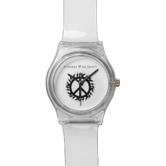 It Makes Me Happy-Peace Watch
