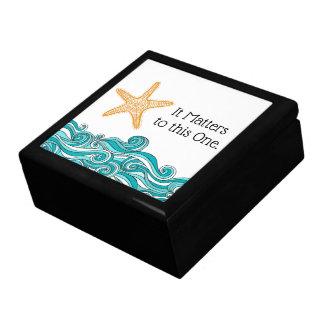 It Matters to This One Starfish Gift Box