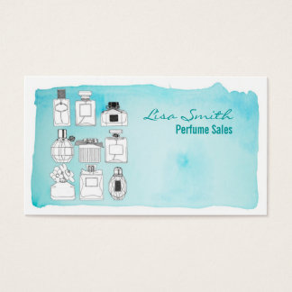 It perfumes Salts Business Card