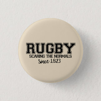 It plates Quote Rugby 1 Inch Round Button