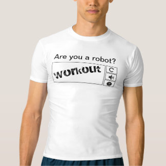 It plows you to robot? t-shirt