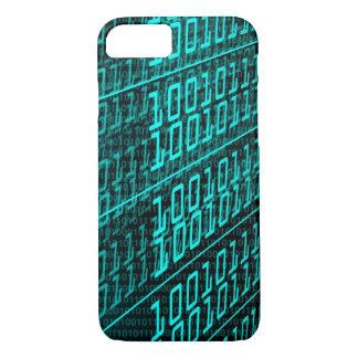 IT programming  computer binary code programmer iPhone 8/7 Case