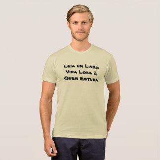 It reads a Book Vida Loka is Who Studies T-Shirt