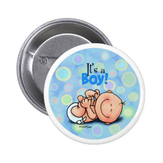 It s a Baby Boy Button
