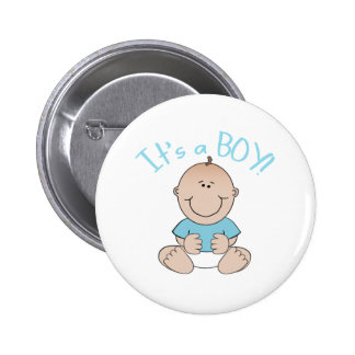 It s a Baby Boy Pinback Buttons