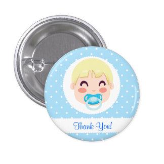 It s a Boy Baby Boy Design Buttons