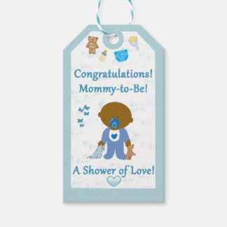 It's a Boy – Personalized Baby Shower Gift Tags