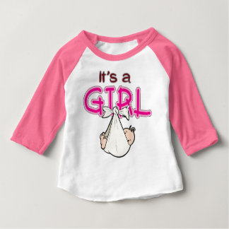 It s. a. Girl Baby T-Shirt