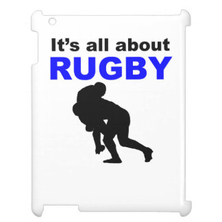 It s All About Rugby Case For The iPad
