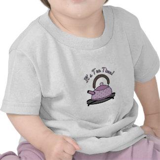 It s Tea Time T-shirts