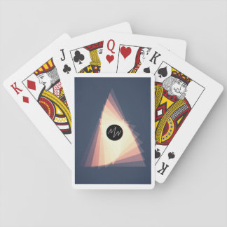 It shuffles Eclipse Playing Cards