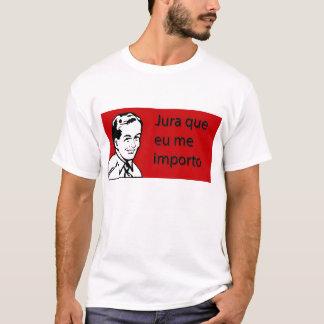 It swears that I import myself T-Shirt