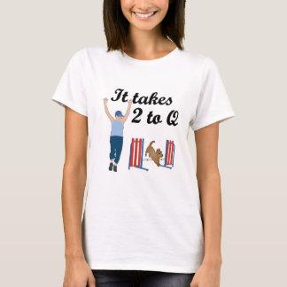 It Takes 2 To Q T-Shirt