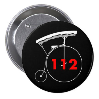 It Takes A Frenchman 112 3 Inch Round Button