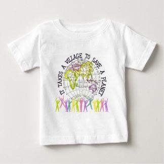 It Takes A Village Baby T-Shirt
