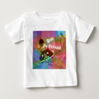 It too easy travel over the world. baby T-Shirt