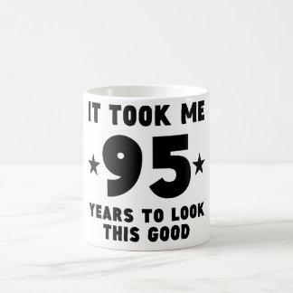 It Took Me 95 Years To Look This Good Coffee Mug