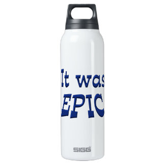 It Was Epic SIGG Thermo 0.5L Insulated Bottle