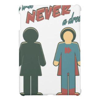 It Was Never A Dress - Wonder Super Girl Woman iPad Mini Case