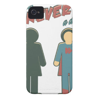It Was Never A Dress - Wonder Super Girl Woman iPhone 4 Cover