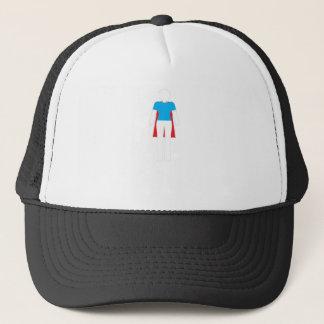 It Was Never A Dress - Wonder Super Girl Woman Trucker Hat