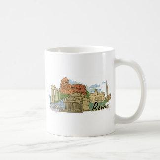 It Wasn't Built In A Day (Rome) Coffee Mug