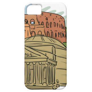 It Wasn't Built In A Day (Rome) iPhone 5 Covers