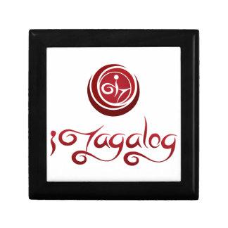 iTagalog Keepsake Boxes