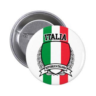 Italia 2 Inch Round Button