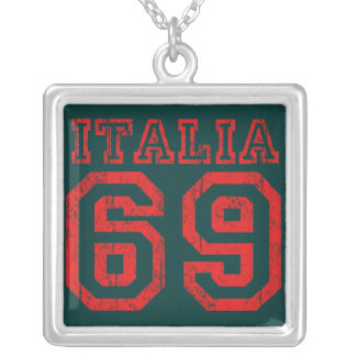 Italia 69 Vintage Necklace