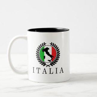 Italia Classico Two-Tone Coffee Mug