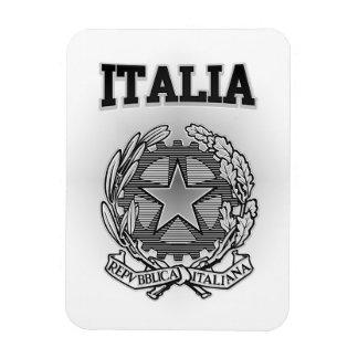 Italia Coat of Arms Magnet