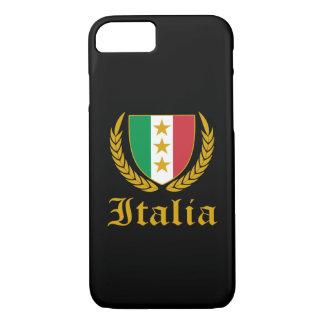 Italia Crest Case-Mate iPhone Case