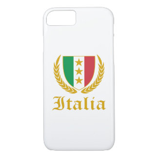 Italia Crest iPhone 8/7 Case