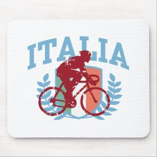 Italia Cycling (male) Mouse Pad