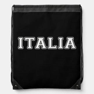 Italia Drawstring Bag