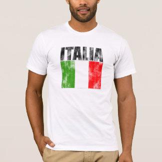 Italia Faded style T-Shirt