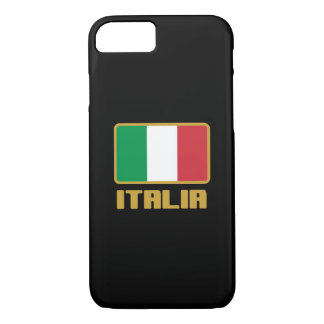 Italia Flag iPhone 8/7 Case