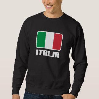 Italia Flag Sweatshirt