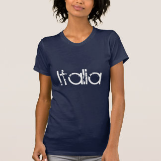 Italia (Front Only) T-Shirt