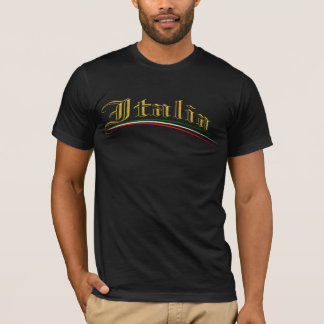 Italia Gold T-Shirt