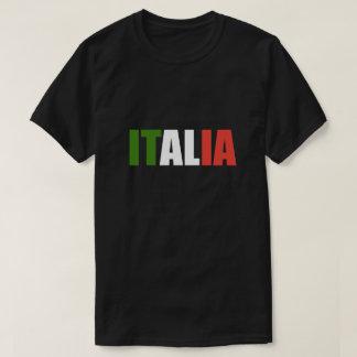 ITALIA ITALY FLAG T-SHIRT