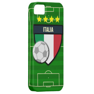 Italia Italy Soccer Case For The iPhone 5