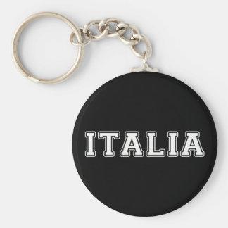 Italia Keychain