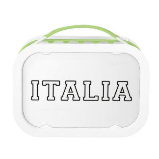 Italia Lunch Box
