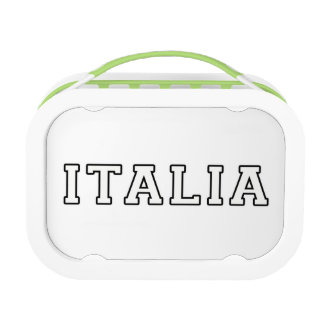 Italia Lunchboxes