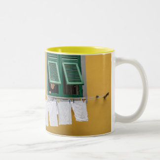 Italia mia Two-Tone coffee mug