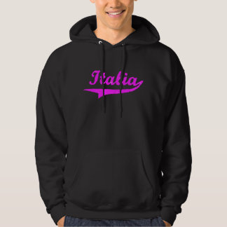 Italia Pink Hoody