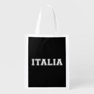 Italia Reusable Grocery Bag