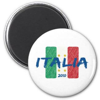 Italia soccer 2010 magnet